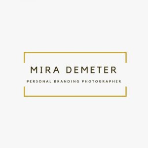 Mira Demeter - Your London Personal Branding Photographer