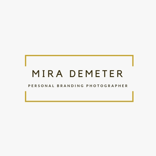 Mira Demeter - Your London Personal Branding Photographer